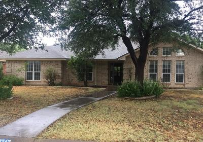 San Angelo Single Family Home For Sale: 3242 Forest Hill Dr