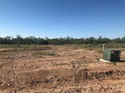 San Angelo Residential Lots & Land For Sale: 3545 Badger Ct