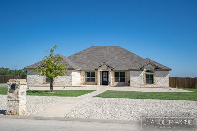 San Angelo Single Family Home For Sale: 1614 Stonelake Dr