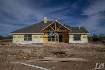 San Angelo Single Family Home For Sale: 3520 Badger Ct