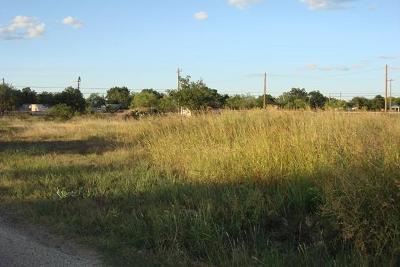 San Angelo Residential Lots & Land For Sale: 8820 Hwy 87