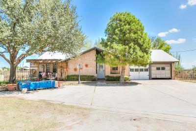 San Angelo Single Family Home For Sale: 5498 Rusk St
