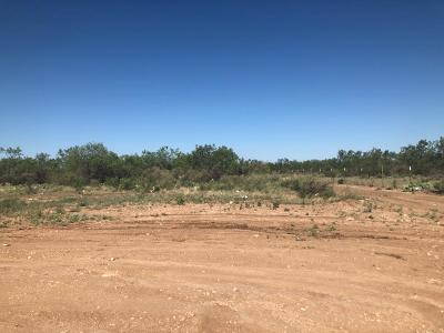 San Angelo Residential Lots & Land For Sale: 3544 Badger Ct