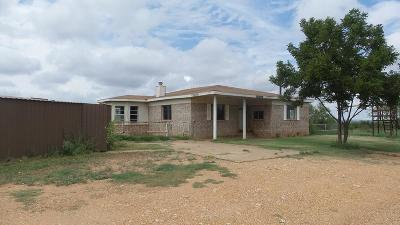 Bronte Single Family Home For Sale: 5001 N Fm 2333