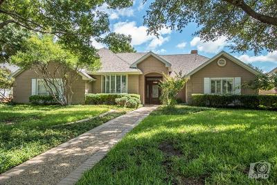 Bentwood Country Club Est Single Family Home For Sale: 5522 Bentwood Dr