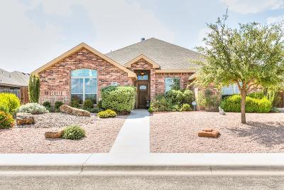 San Angelo Single Family Home For Sale: 2513 School House Dr