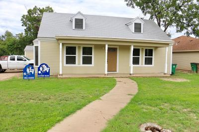 Single Family Home For Sale: 200 Paint Rock Rd