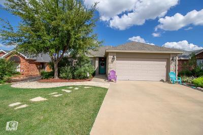 San Angelo TX Single Family Home For Sale: $199,900