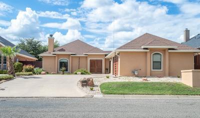 San Angelo TX Single Family Home For Sale: $315,000