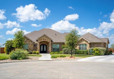 San Angelo TX Single Family Home For Sale: $629,000