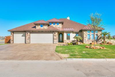 San Angelo TX Single Family Home For Sale: $379,900