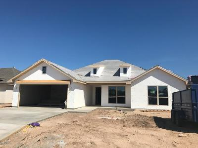 San Angelo TX Single Family Home For Sale: $262,900