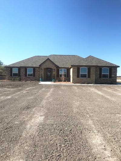 San Angelo Single Family Home For Sale: 951 Fairview School Rd