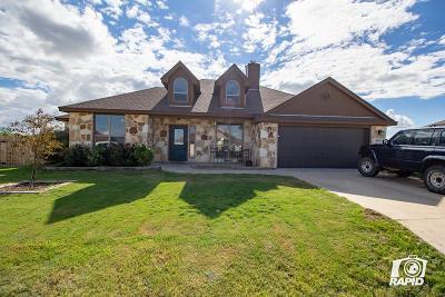 San Angelo TX Single Family Home For Sale: $220,000