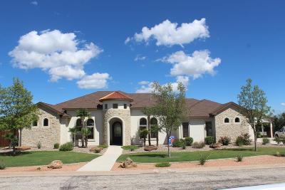 San Angelo TX Single Family Home For Sale: $619,000