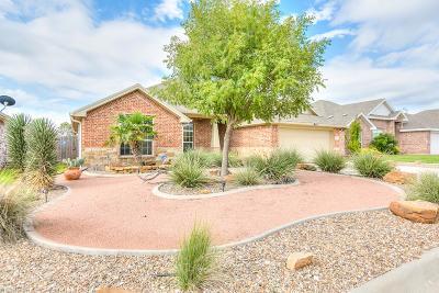 San Angelo TX Single Family Home For Sale: $245,000