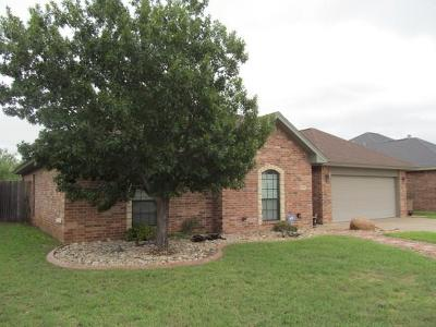San Angelo Single Family Home For Sale: 4326 Goodnight Trail