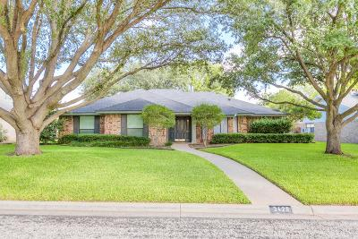 San Angelo Single Family Home For Sale: 3426 Grandview Dr