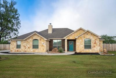San Angelo Single Family Home For Sale: 3367 Pronghorn Path
