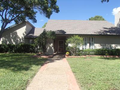 San Angelo Single Family Home For Sale: 3710 Southland Blvd