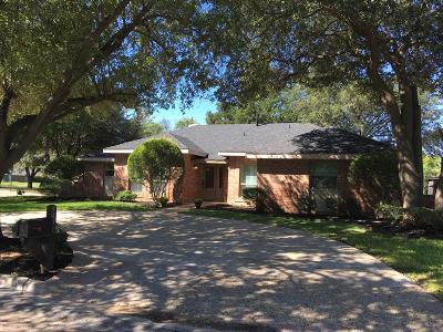 San Angelo Single Family Home For Sale: 5409 Tabosa Dr