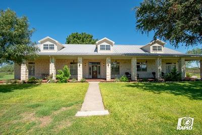 Single Family Home For Sale: 5444 Mesquitewood Dr
