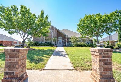 San Angelo Single Family Home For Sale: 505 Burlington Rd