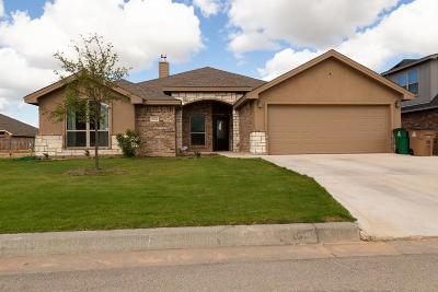 San Angelo Single Family Home For Sale: 3950 Blair Ln