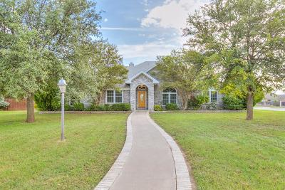 San Angelo Single Family Home For Sale: 3437 Windmill Dr