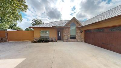 San Angelo Single Family Home For Sale: 1814 Cove Rd