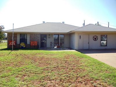 San Angelo Single Family Home For Sale: 501 Alexander St