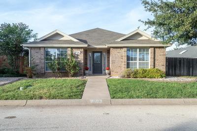 San Angelo Condo/Townhouse For Sale: 4326 Pinon Ridge Dr
