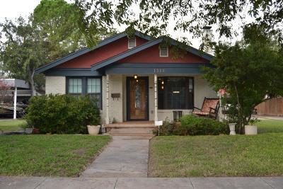 San Angelo Single Family Home For Sale: 1319 S David St