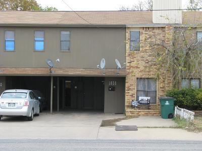 San Angelo Condo/Townhouse For Sale: 1038 Glenna Dr