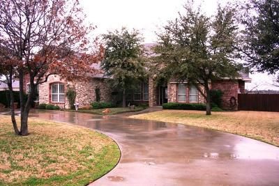 San Angelo Single Family Home For Sale: 630 Ashford Dr