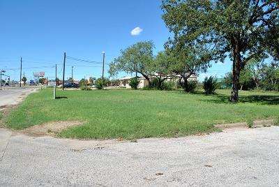 San Angelo Residential Lots & Land For Sale: 1314 N Bryant Blvd