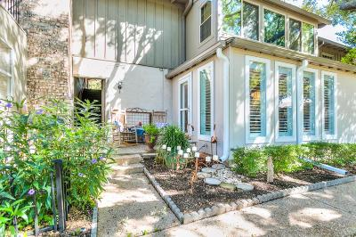 San Angelo Condo/Townhouse For Sale: 735-B Park St