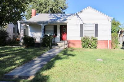 Single Family Home For Sale: 308 N Bishop St