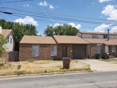 San Angelo Single Family Home For Sale: 1030 Glenna Dr
