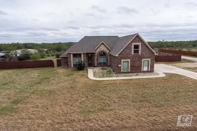San Angelo Single Family Home For Sale: 3143 Pronghorn Path