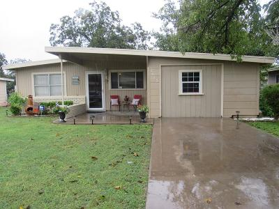 San Angelo Single Family Home For Sale: 2615 Glenwood Dr