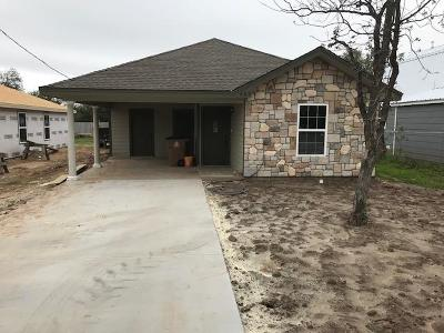 San Angelo Single Family Home For Sale: 409 E 47th St