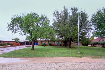 San Angelo Single Family Home For Sale: 1626 Baker Dr