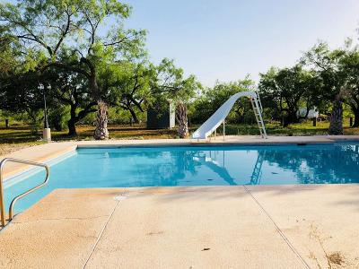 San Angelo Single Family Home For Sale: 4428 Jameson Rd