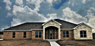 San Angelo Single Family Home For Sale: 1455 Becker Lane