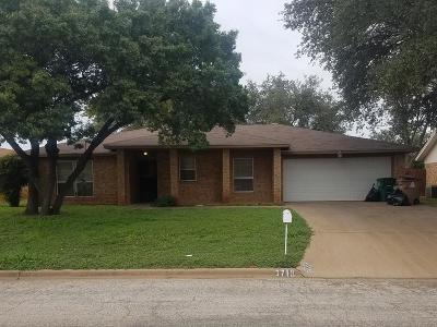 San Angelo Single Family Home For Sale: 3718 Old Post Rd