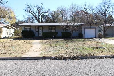 Single Family Home For Sale: 2621 Colorado Ave