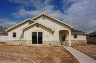 San Angelo Single Family Home For Sale: 4154 Kensington Creek