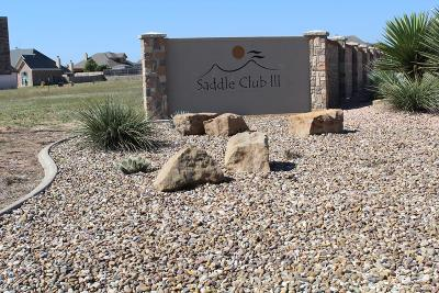 San Angelo Residential Lots & Land For Sale: 6221 Katie Lane