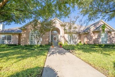 San Angelo Single Family Home For Sale: 5121 Beverly Dr